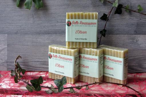 Savon L'Olivier Savonnerie Artisanale Belle Renaissance Monflanquin.Découvrez notre collection de savons bio neutres ou aux huiles essentielles, au lait végétal.